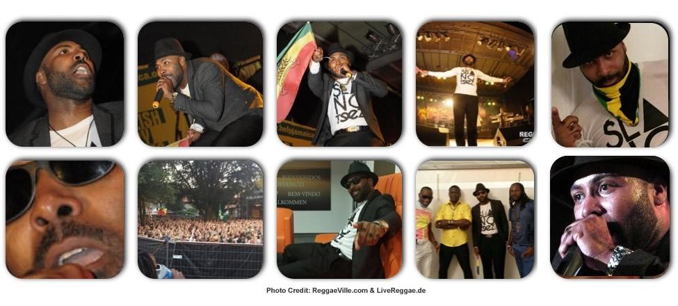 Anthony Cruz @ Reggae Jam Fest - Germany (August 2014)